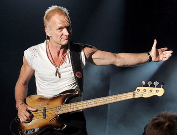 Sting - Be Yourself No Matter What They Say